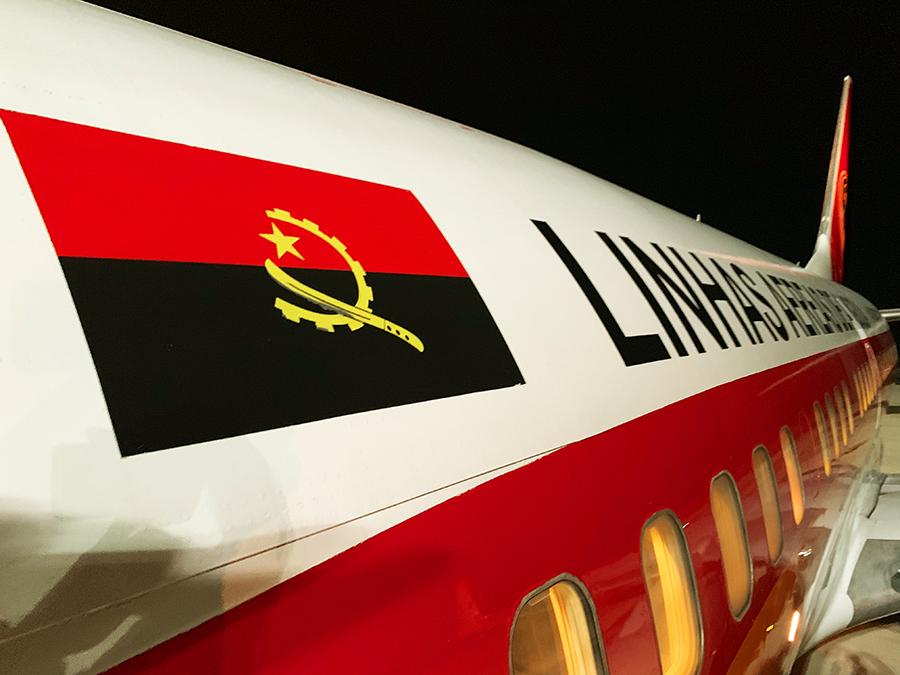 TAAG Angola Airlines, Lubango