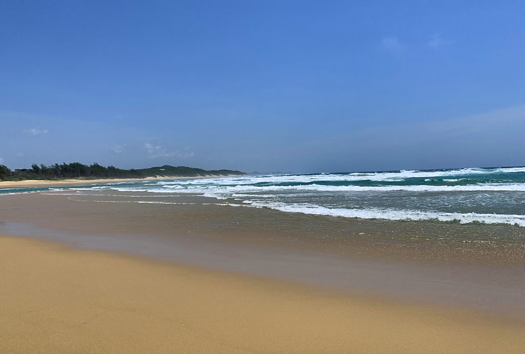 White Pearl Resorts in Ponta Mamoli, Mozambique