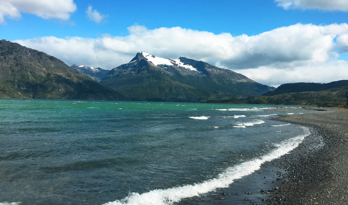 South America, Chile, Torres del Paine National Park